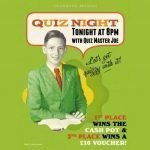 Albero Lounge Quiz night