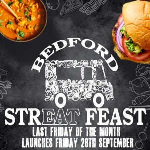 Streat Feast Street Food market Bedford
