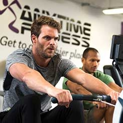 Anytime Fitness Bedford Gym